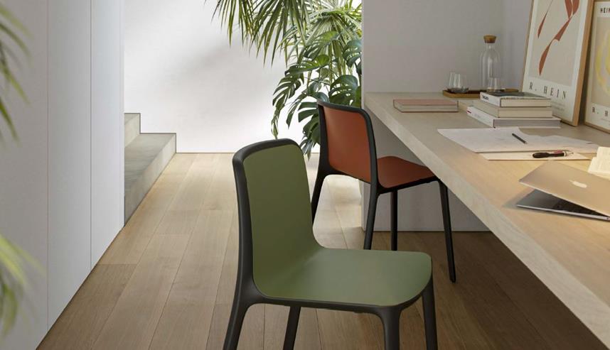 Informal Work and Meeting Spaces