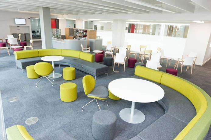 Innovative & Flexible Spaces