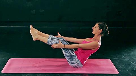 3 Yoga Poses To Do Before a Stressful Day