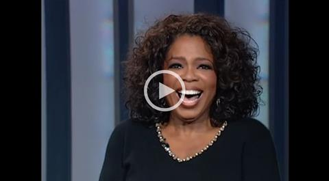 Some of the Most Unforgettable Moments to Ever Go Down in Front of Oprah's Studio Audience