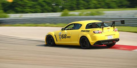 Taking SCCA Time Trials to the Max