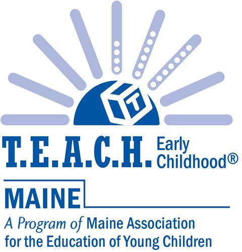 T.E.A.C.H. Early Childhood Maine logo