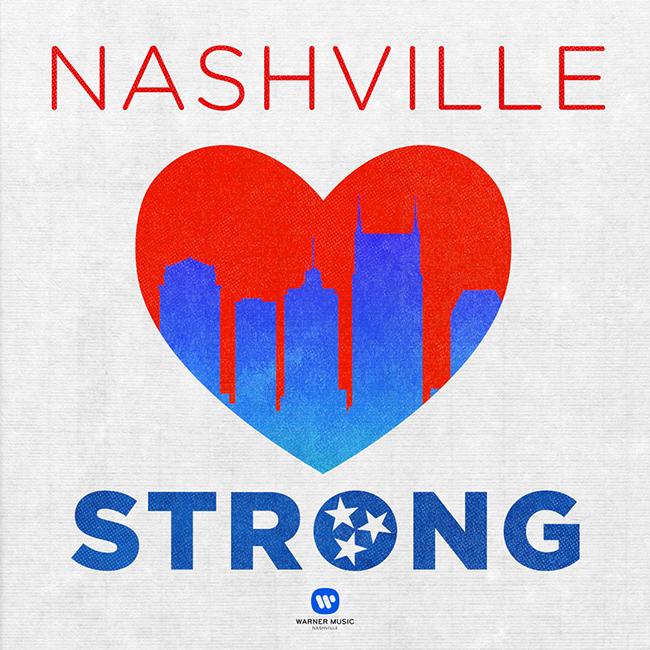 Warner Music Nashville - Nashville Strong Image