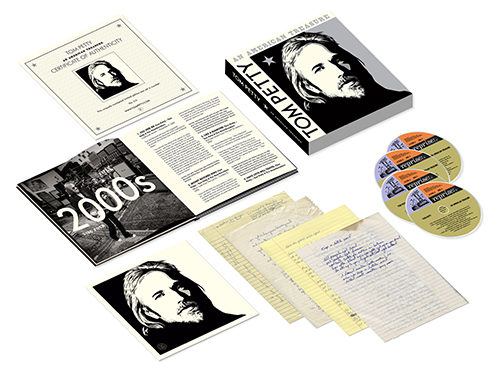 TomPetty - An American Treasure D2C pack shot Image