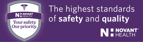 The highest standards of safety and quality