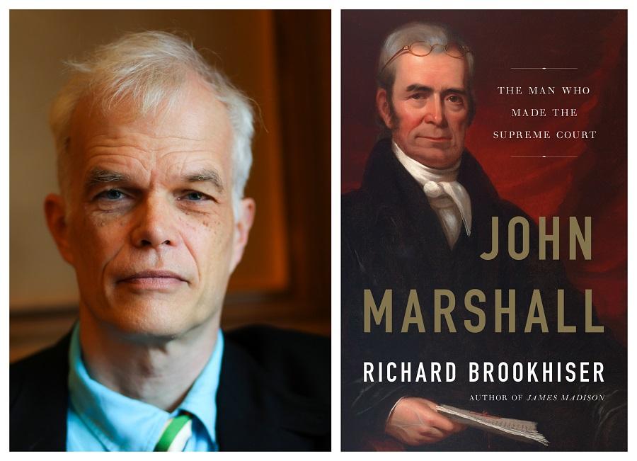 Brookhiser Marshall Graphic