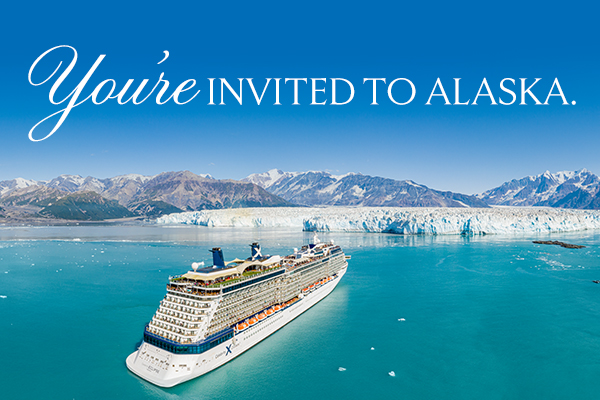 You're invited to Alaska