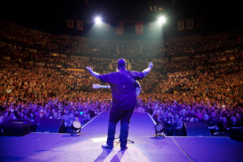 Luke Combs Wraps 2019 Tour