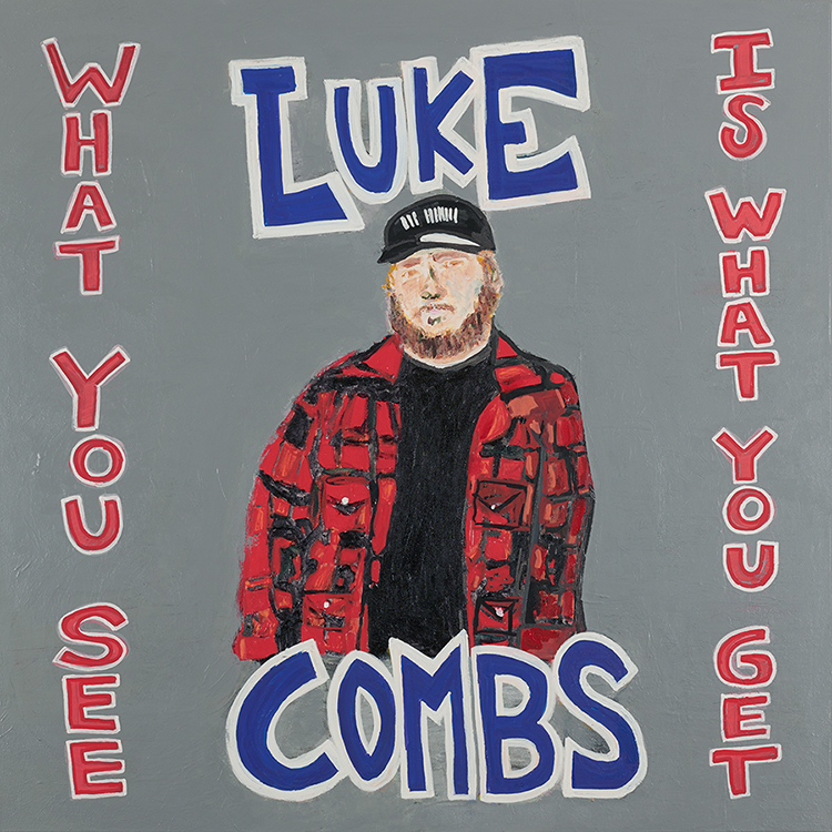Luke Combs New Album 11-8