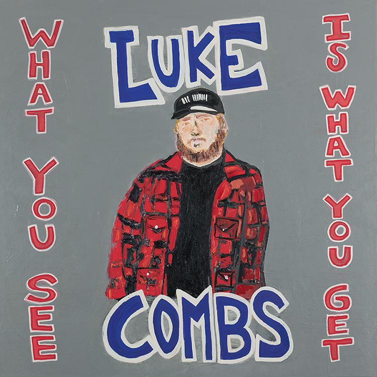 Luke Combs Album Debut #1