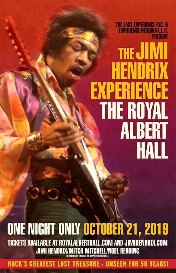 The Jimi Hendrix Experience: The Royal Albert Hall