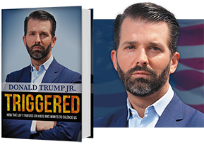 Lecture and Book Signing with Donald Trump, Jr.