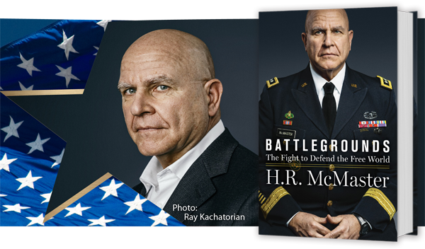 Virtual Conversation with Lt. General H.R. McMasters