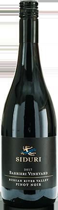Siduri Wines Update