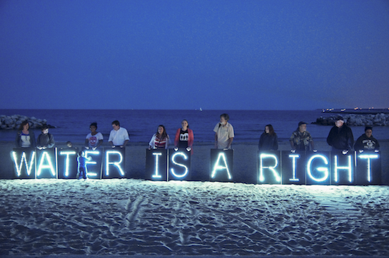Water Is A Right - Joe Brusky_0