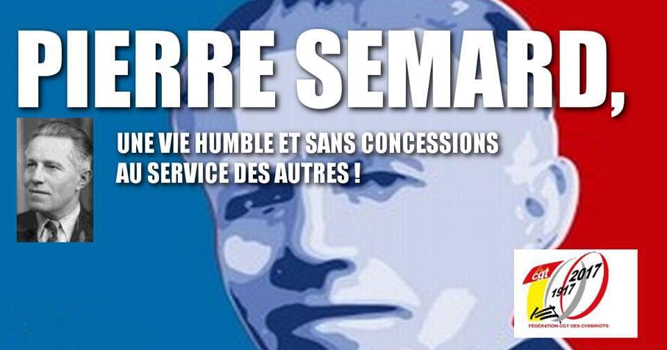 La section du Pays de Brest du PCF invite à participer à la commémoration de l'assassinat de Pierre Sémard livré par Vichy aux Nazis le 7 mas 1942: le jeudi 7 mars devant la stèle du monument au mort de la gare