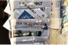 +++ Auflagenschwund: Leser strafen linksgewendete Springer-Blätter ab +++