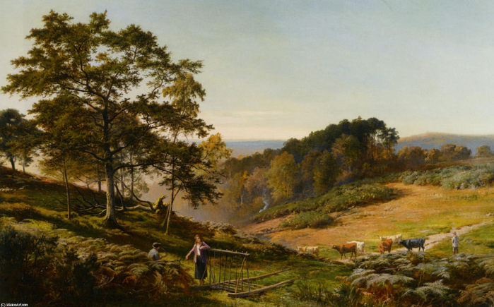 Sidney-Richard-Percy-The-Bonnie-Moor-with-Bracken-Clad (700x435, 392Kb)