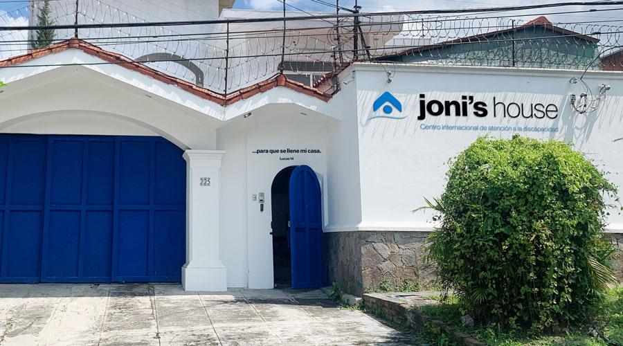 Photo of El Salvador Joni's House.