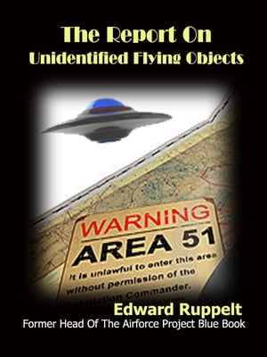 Image result for the report on unidentified flying objects ruppelt