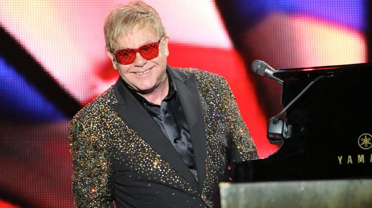 Image result for elton john today