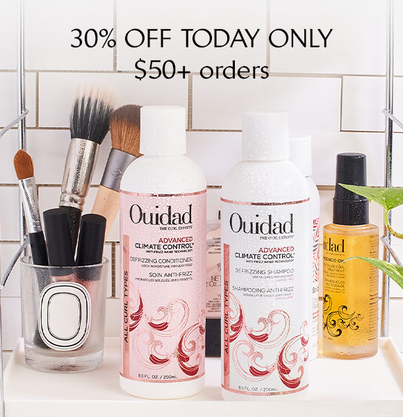 30% OFF TODAY ONLY $50+ orders
