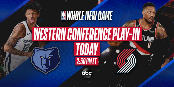 Western Conference Play-in