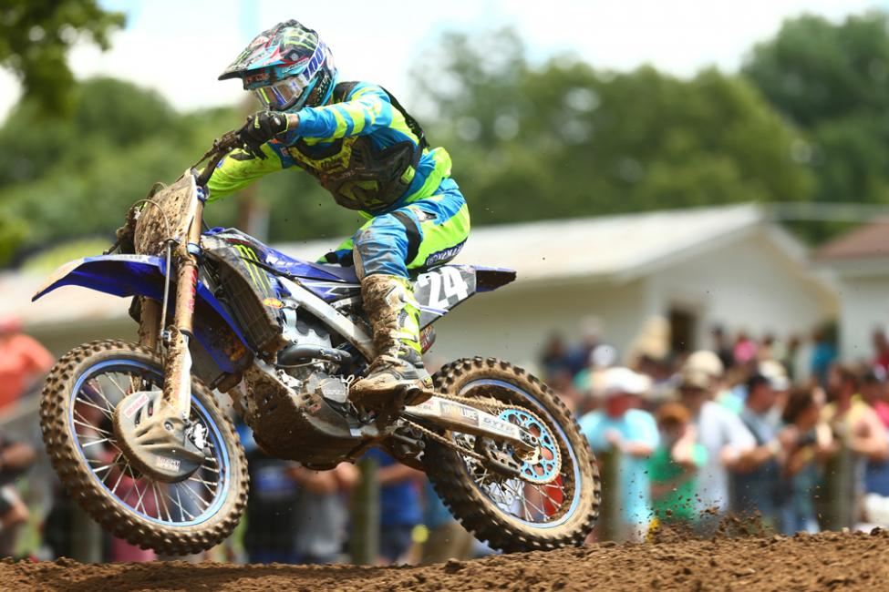 Ferrandis earned an overall podium result in just his second start this season.