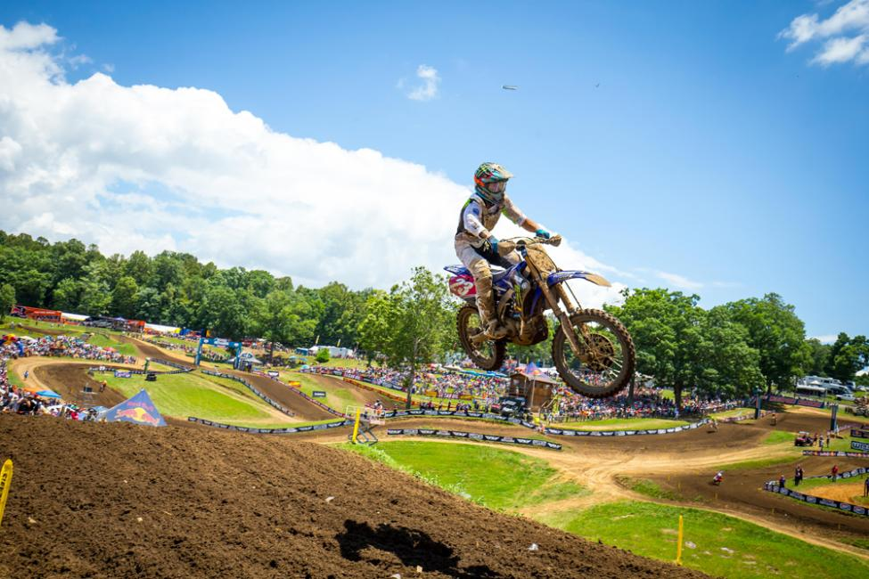 Plessinger maintained his hold of the point lead despite finishing seventh.