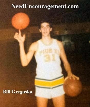 Bill Greguska Basketball Testimony