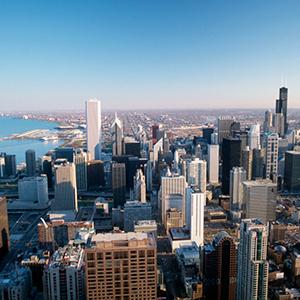 Voli a Chicago