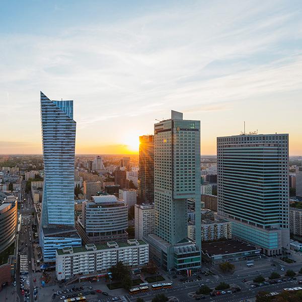 Voli a Varsavia