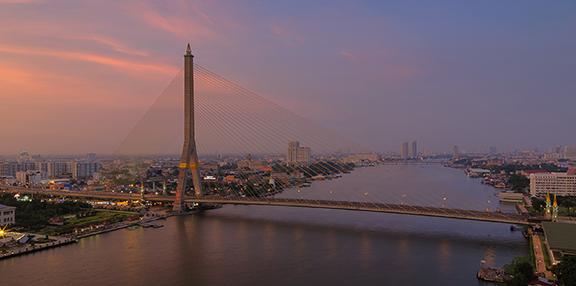 Voli a Bangkok
