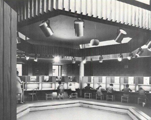 Erschienen in Architectural Forum, Dezember 1971 | Foto: Leon Kunstenaar