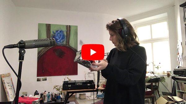 Tellavision, Love from a Distance, Videostill | Video & Musik: Tellavision
