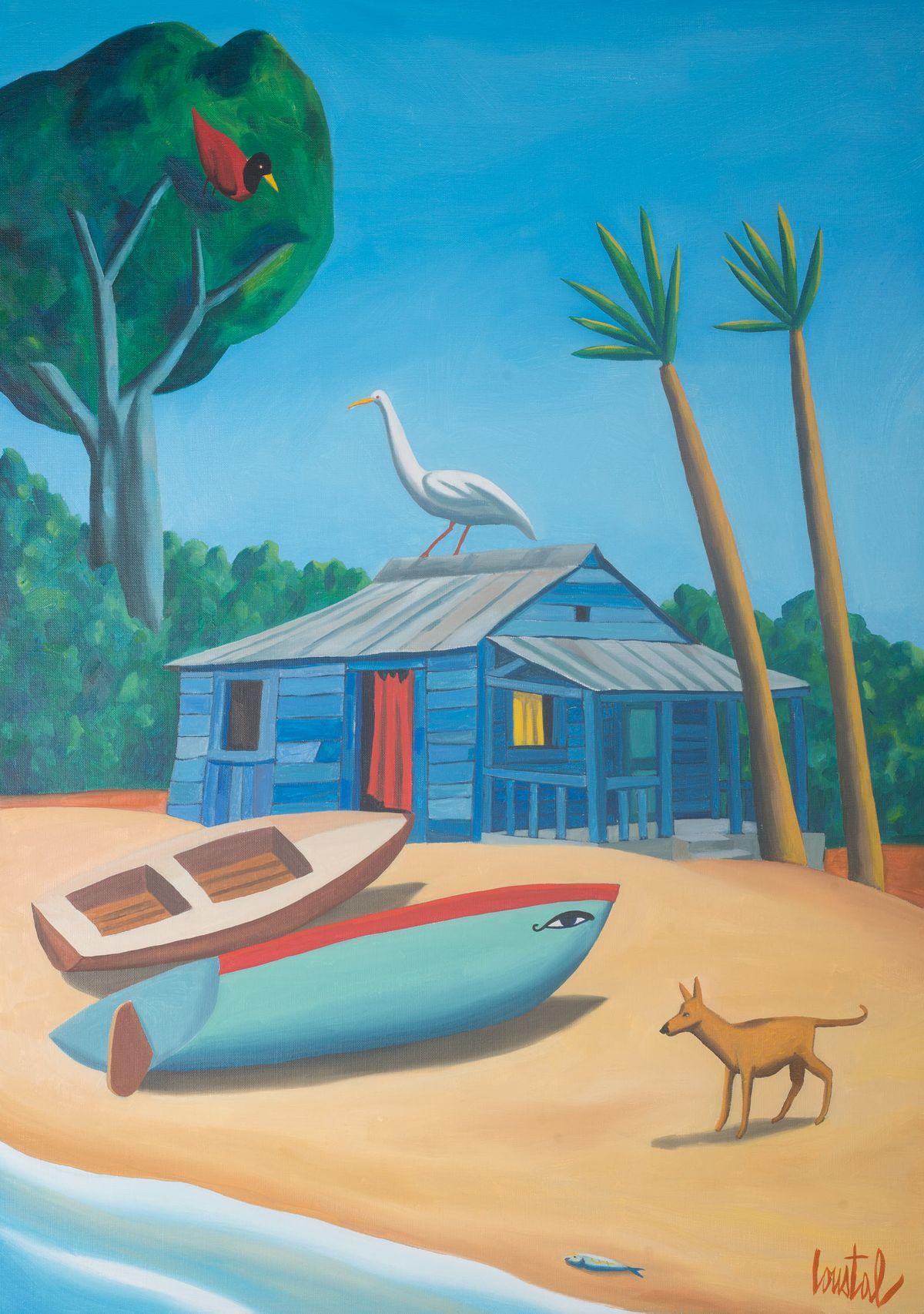 Huberty & Breyne Gallery – Loustal