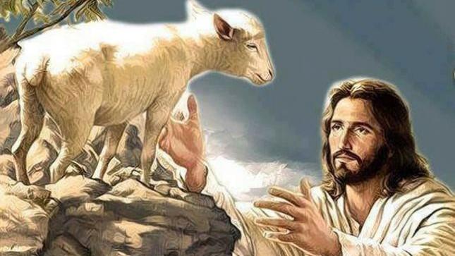 Risultati immagini per immagini vintage Gesù Buon Pastore
