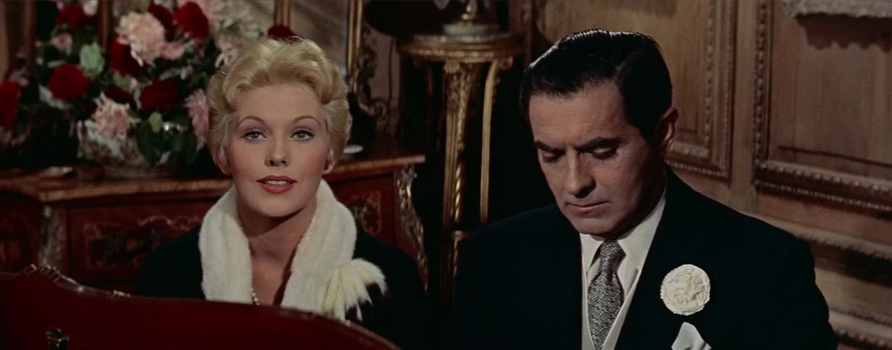 Image result for kim novak the eddy duchin story