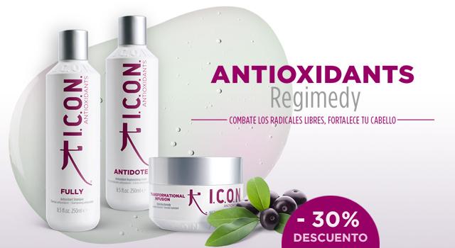 I.C.O.N. ANTIOX - 30% DTO EN LA WEB