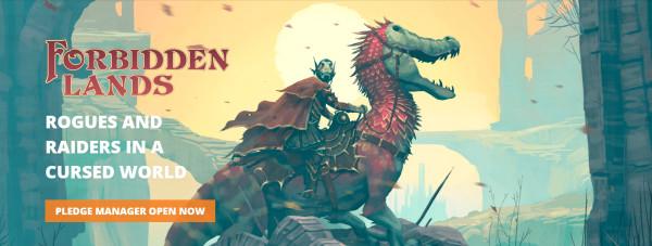 Forbidden Lands – Tessera Guild