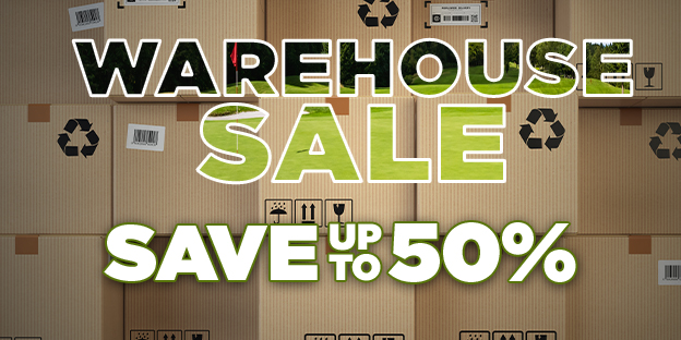 Warehouse Sale-Save up to 50%