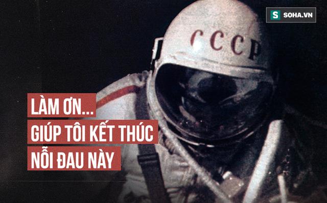 Phút hấp hối của phi hành gia Liên Xô: Da, mắt đều bị lửa hủy hoại, anh vẫn nói