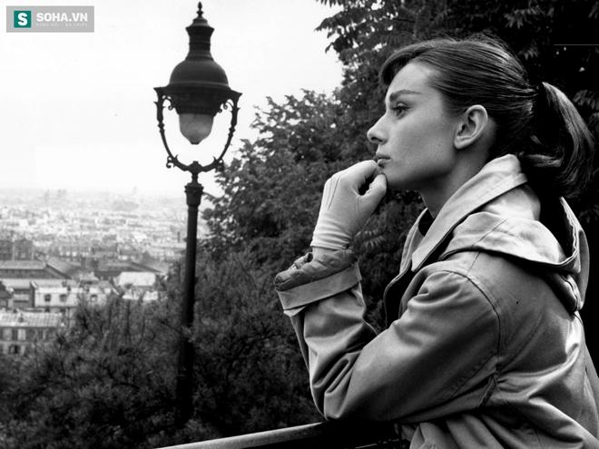 Có một ngôi sao cô đơn mang tên Audrey Hepburn - Ảnh 9.
