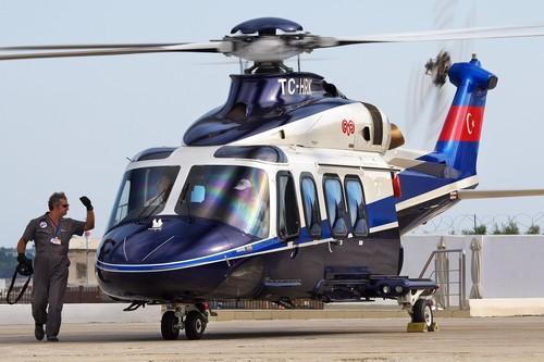 AgustaWestland AW139 có tốc độ tối đa 306 km h, AW139 đứng vị trí thứ 5 trong số các máy bay trực thăng nhanh nhất thế giới