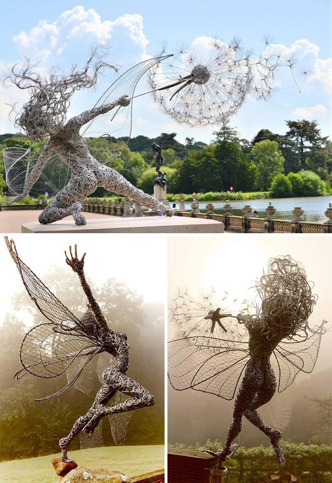 16 công trình điêu khắc ảo diệu khiến bạn tưởng lực hấp dẫn không còn tồn tại - Ảnh 2.