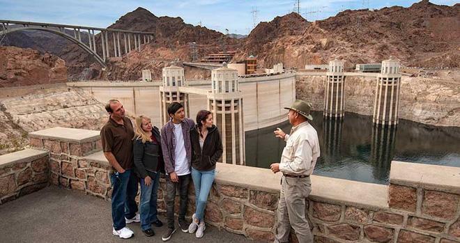 Đập thủy điện hoành tráng bậc nhất Mỹ: Công trình sở hữu kết cấu vững chãi gần 100 năm - Ảnh 5.