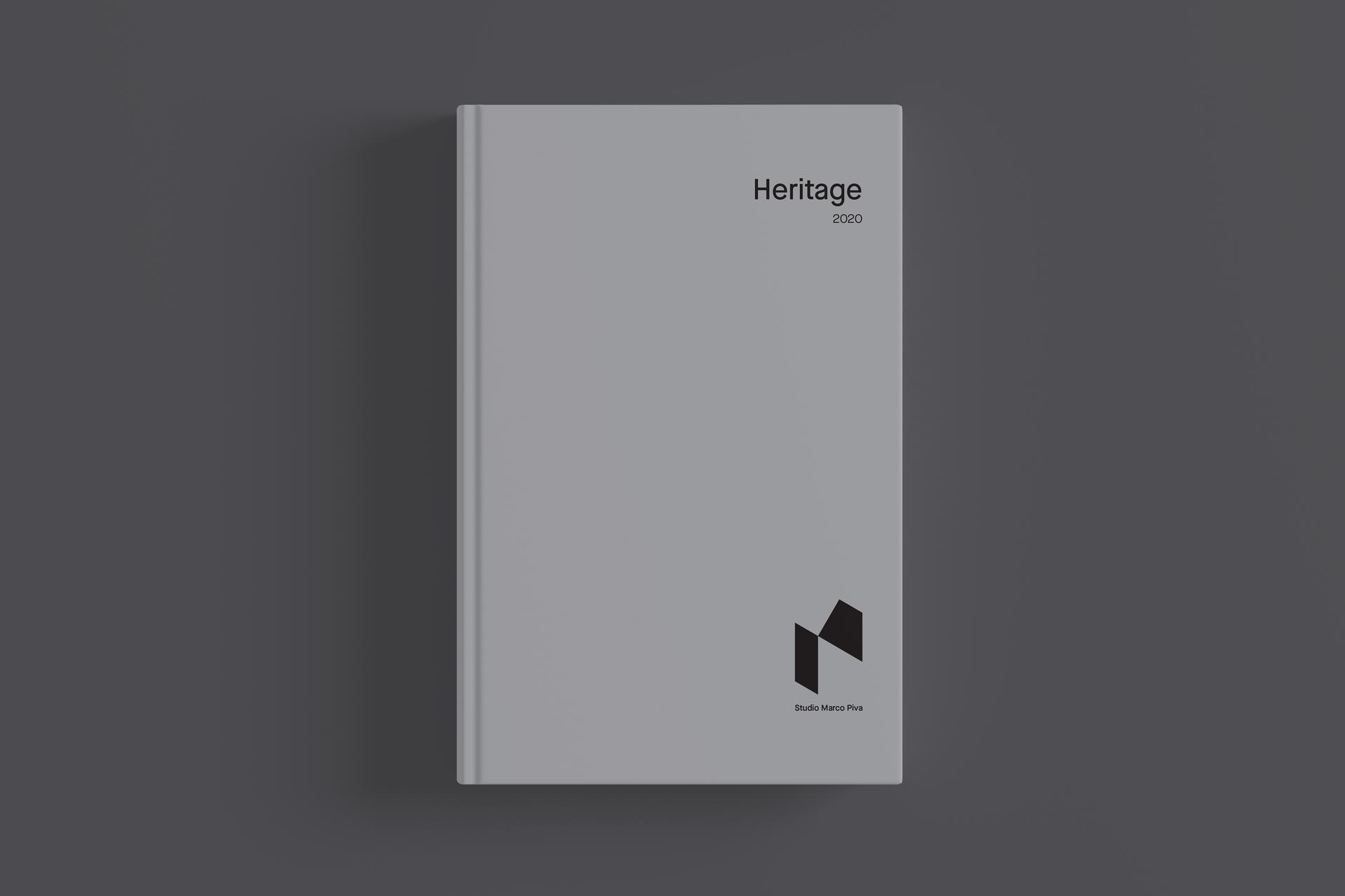 Heritage volume by Studio Marco Piva