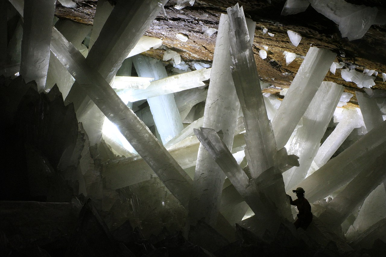 Mexico Crystal Cave