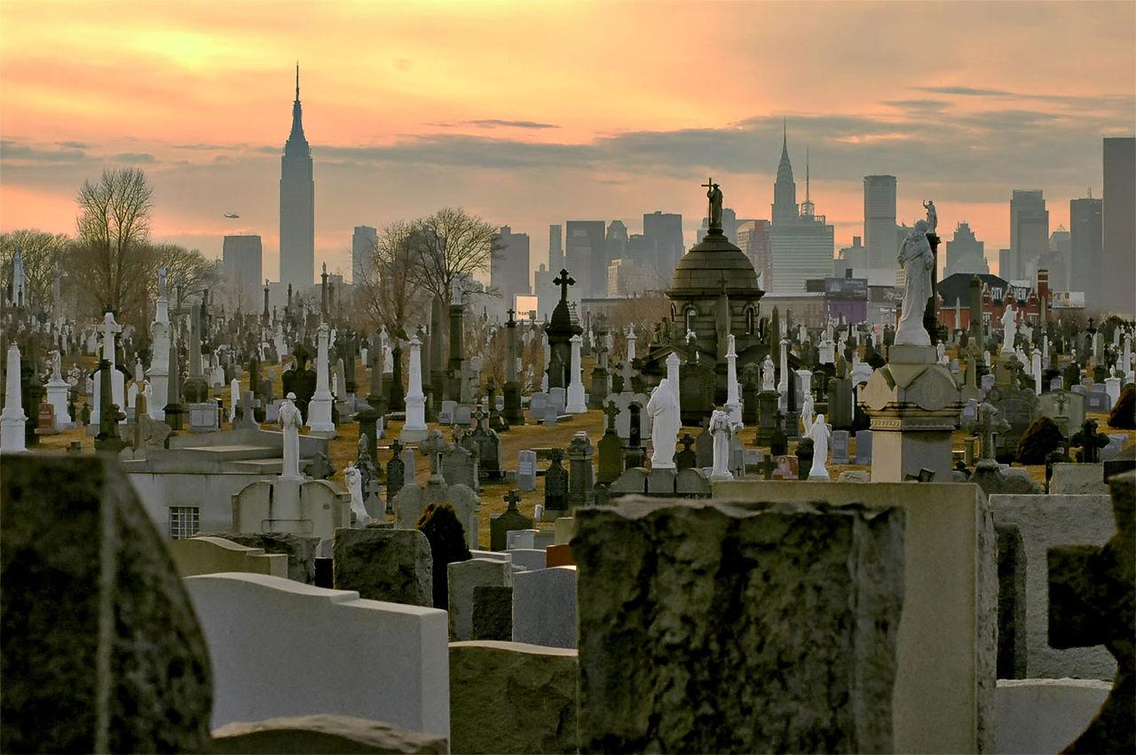 Calvary Cemetery NY