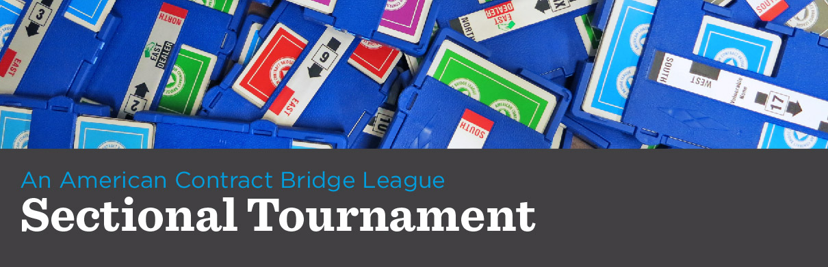 ACBL Sectional Tournament